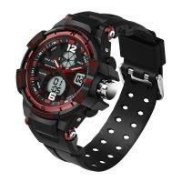W2650 - Dual display shockproof waterproof watch