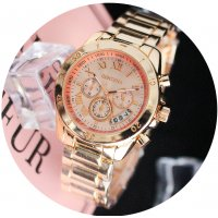 W2719 - Rose gold contenna Watch