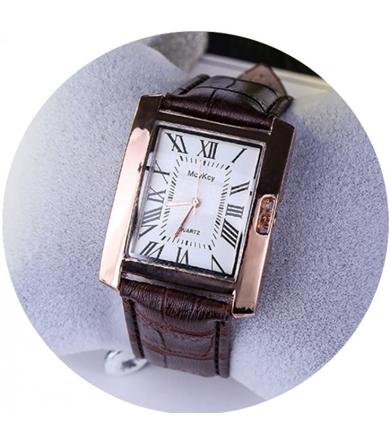 W2726- Stylish Rectangular Women's Watch