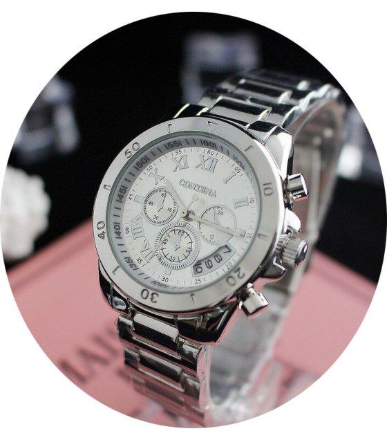 W2729 - Contena Classic Silver Watch