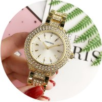 W2760 - Korean large dial women's watch
