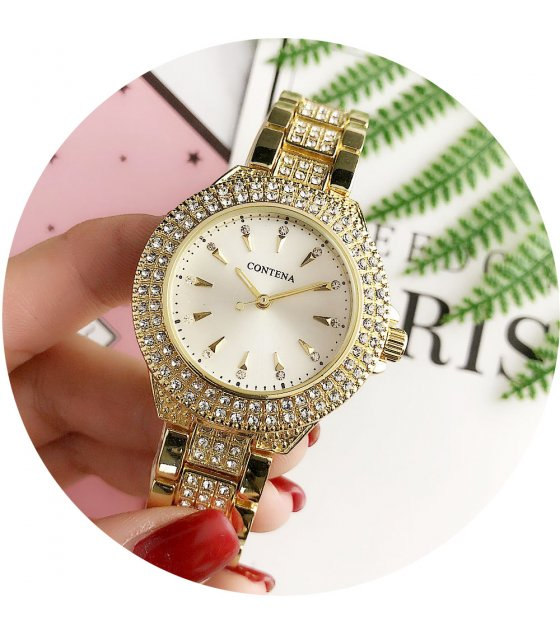 W2760 - Korean large dial women's watch