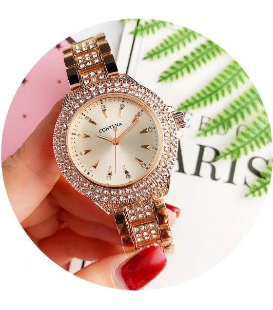 W2761 - Korean large dial women's watch