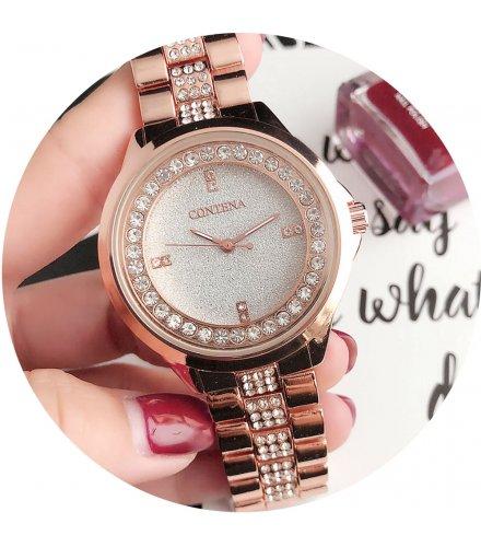 W2769 - Elegant Rhinestone Contena Watch