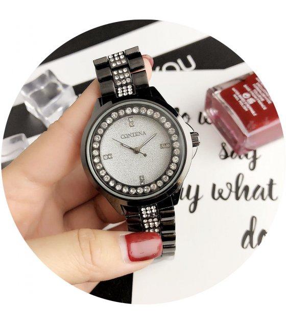 W2770 - Elegant Rhinestone Contena Watch