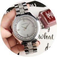 W2771 - Elegant Rhinestone Contena Watch