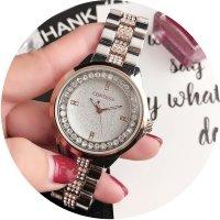 W2772 - Elegant Rhinestone Contena Watch
