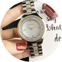 W2773 - Elegant Rhinestone Contena Watch