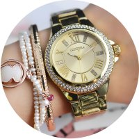 W2780 - Roman diamond elegant small watch