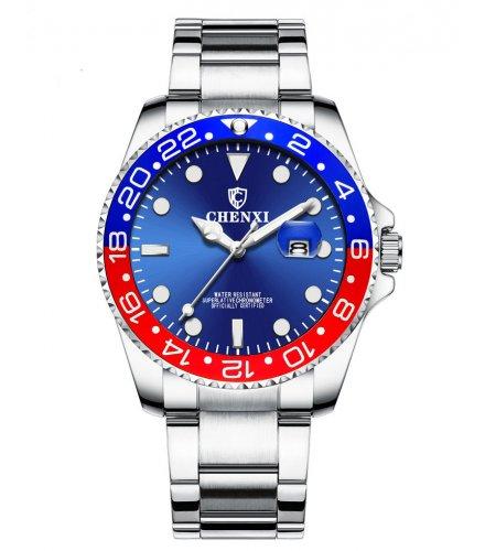 W2826 - CHENXI Stainless Steel Belt Watch