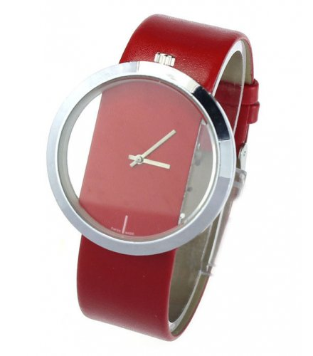 W2850 - Casual Red Watch