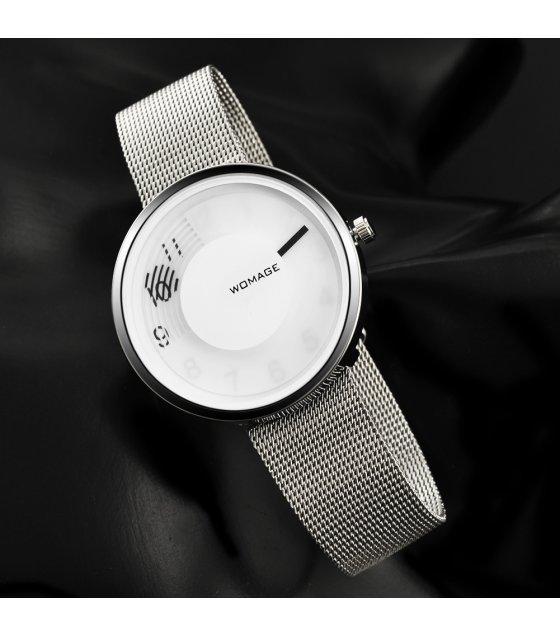W2855 - Ladies steel belt Watch