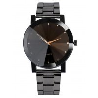 W2861 - Simple Black Watch