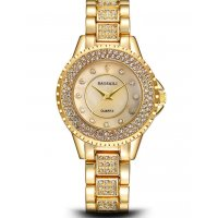 W2869 - Inlaid Diamond Watch
