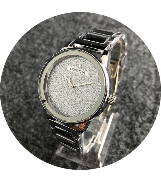W2887 - Silver Contena Watch
