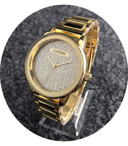 W2888 - Gold Contena Watch