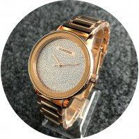 W2889 - Rose Gold Contena Watch