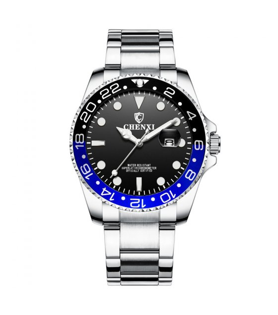 W2895 - CHENXI Stainless Steel Belt Watch