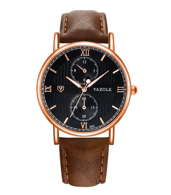 W2896 - Casual Unisex Dial Watch