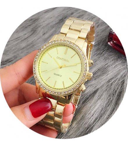 W2900 - Gold Rhinestone Women's Watch