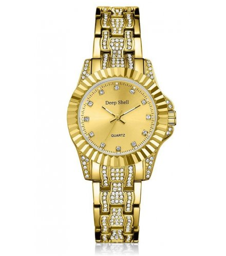 W2901 - Elegant Gold Women's Watch