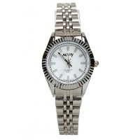 W2906 - Retro Silver Watch