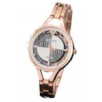 W2913 - Classic fine strap women's steel belt watch