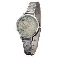 W2942 - Silver Quartz Watch