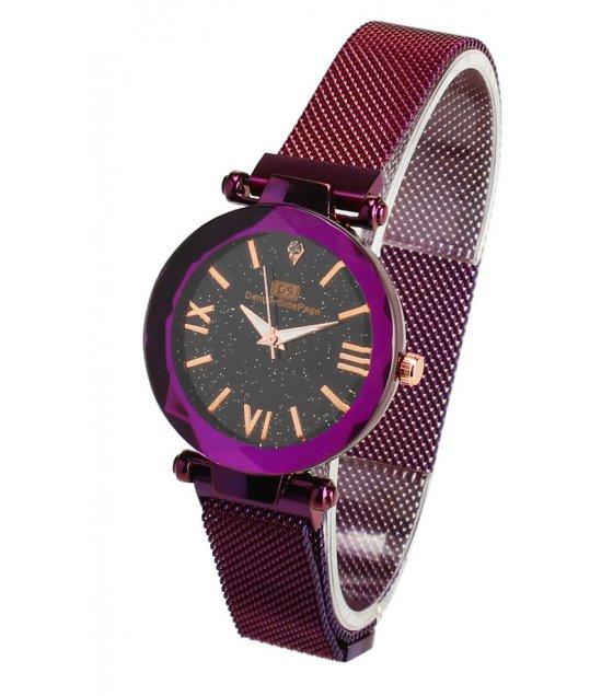 W2951 - Casual mesh belt Watch