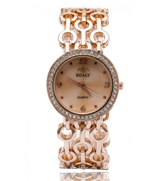 W2954 - Exquisite Rose gold Watch
