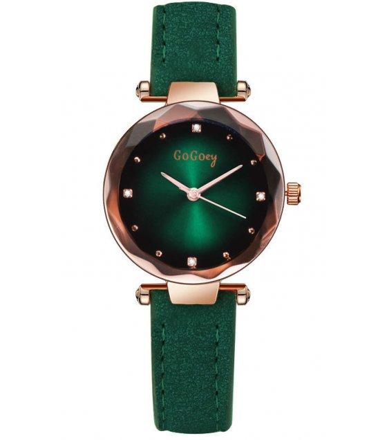 W2961 - Casual Green Fashion Watch