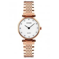 W2971 - SKMEI Rose Gold Women's Watch