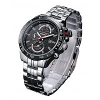 W2975 - Casual men's steel belt Watch