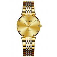 W3011 - Elegant Two Toned Women's Watch