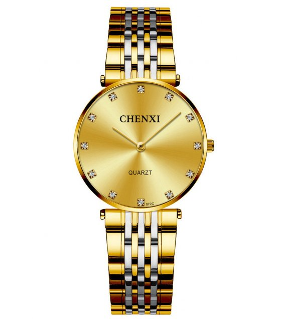 W3011 - Elegant Two Toned Women's Watch