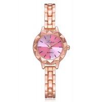 W3022 - Rose Gold Stylish Women's Watch