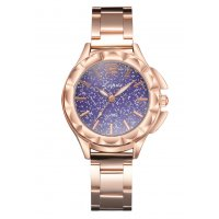 W3023 - Rose Gold Stylish Women's Watch
