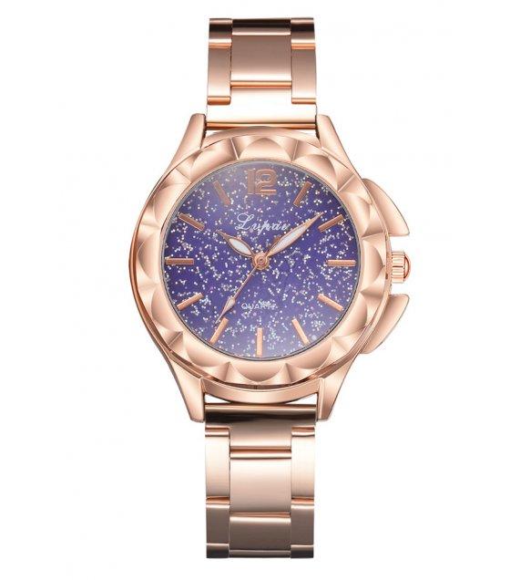 W3023 - Rose Gold Stylish Women's Watch