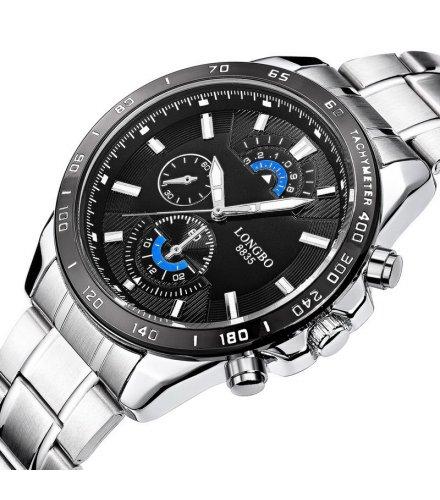 W3042 - Stylish Steel Men's Watch