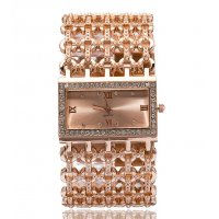 W3050 - Fashion Alloy Square Watch