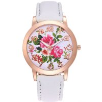 W3061 - Fashion Flower Casual Watch