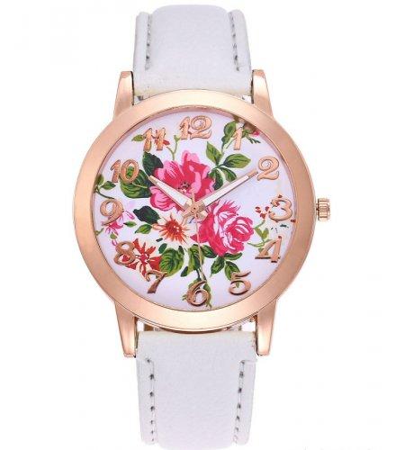 W3061 - Fashion Flower Casual Watch