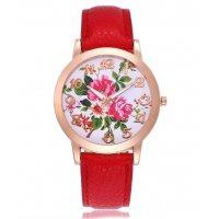 W3062 - Fashion Flower Casual Watch