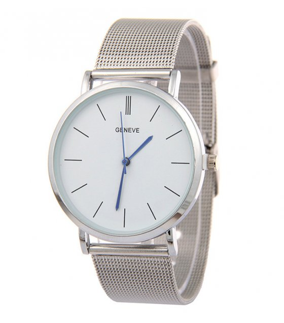 W3066 - Simple Mesh Belt Watch