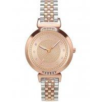 W3072 - Rose Gold Quartz Fashion Watch