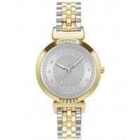 W3073 - Gold Quartz Fashion Watch