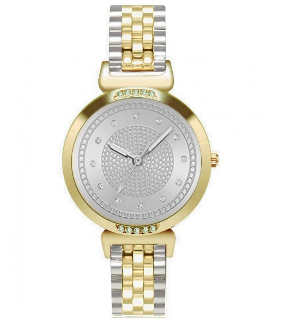 W3073 - Gold Quartz Fashion Watch