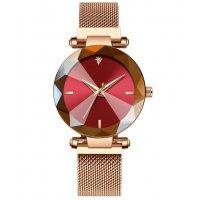 W3074 - Elegant Mesh Belt Watch