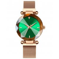 W3075 - Elegant Mesh Belt Watch