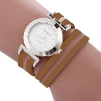 W3095 - Layered Bracelet Watch